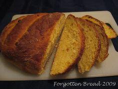 Sweet Potato Golden Bread (Pao de Ouro) from Mozambique