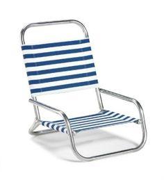 Telescope Casual Sun and Sand Folding Beach Chair
