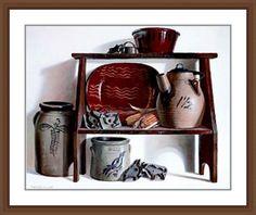 Pauline Campanelli Framed Art | Cookie Cutters - Pauline Eble Campanelli Art Print - Custom Framed and ...