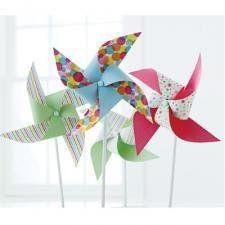 Martha Stewart Festive Pinwheel Kits