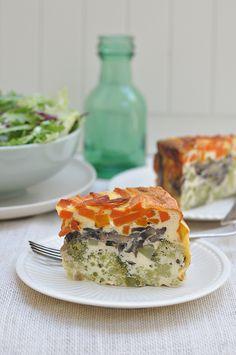Vegetable Cake...yum.