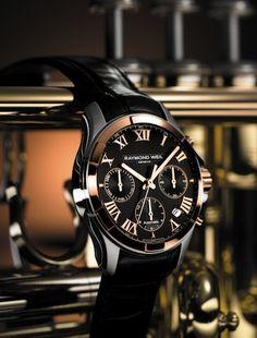 Raymond Weil Parsifal #watch #luxury #luxurywatch #raymondweil Raymond-Weil. Swiss Luxury Watchmakers watches #horlogerie @calibrelondon