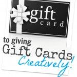 a guide to giving gift cards creatively! by it's overflowing wrap gifts, craft, gift ideas, card creativ, gift cards