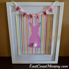 """{easy} DIY """"Bunny Butt"""" picture"""