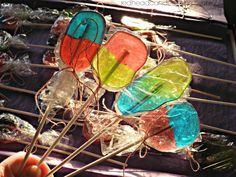 Jolly Rancher Lollipops - Redhead Can Decorate