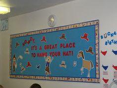 Western Theme Classroom ideas