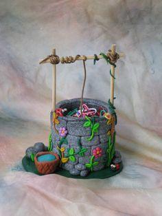 Pozo de los deseos by Crea tu mundo, via Flickr