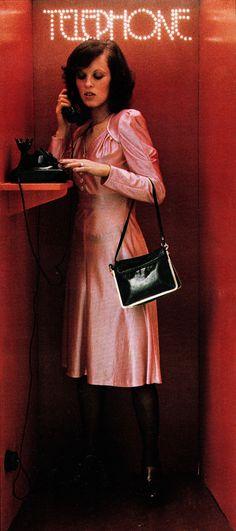 Gerhard Vormwald - Oui Magazine, 1975