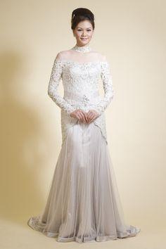 Kebaya Wedding Dress On sale.Visit: www.jayakebaya.com