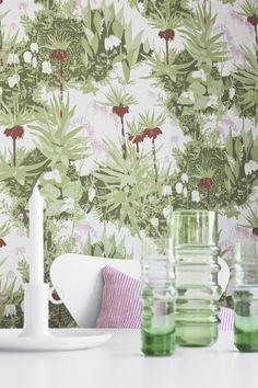 wallpaper covet no. 2 // La maison d'Anna G.