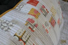 23 Patchwork Pillow by Rossie by r0ssie, via Flickr