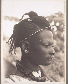 Black Woman in Precolonial Africa