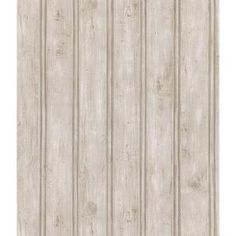 56 sq. ft. Beadboard Wallpaper-145-41389 at The Home Depot