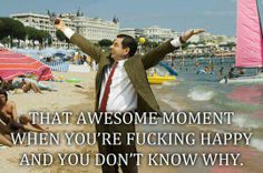 That awesome moment..