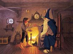 The One Ring, Brothers Hildebrandt