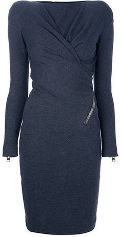 TOM FORD Wrap Dress love him makes beautiful clothing