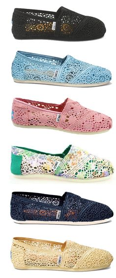 TOMS discount site. Some less than $20 OMG! Holy cow, I'm gonna love this site! How cute are these TOMS shoes them! just Click it.