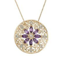 18k Yellow Gold Plated Sterling Silver Afri...   $35.00