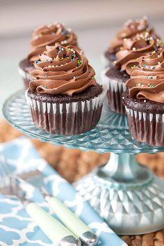 Perfect Chocolate #Cupcakes