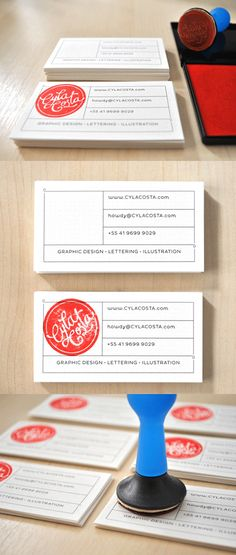 Personal Stamp Card