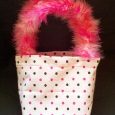 Lil' Girls Tote Purse at the Shopping Mall, $15.00 (USD)