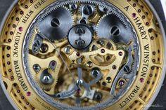Baselworld 2013 : Harry Winston OPUS XIII - The Watch of all Superlatives