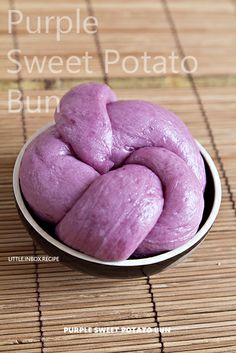I kind of have a thing about purple food. In that, I love purple food.