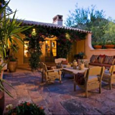 Love this southwest style