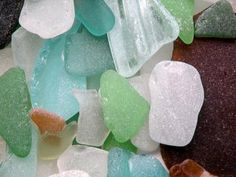 Beaches in Maine to Find Sea Glass