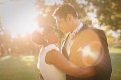 Romantic Candlelight Wedding at Hyatt Regency Perth, Australia. Photo by  Evermore Photography #Hyattweddings