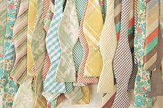 Bow ties for the Southern Boys.
