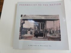 History of the Walgreen company book by UnexpectedFinds on Etsy, $12.95
