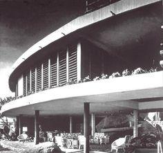 Casa Montes, Acapulco, Guerrero, México 1952 Arqs. Mario Pani y Enrique del Moral