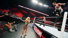 WWE.com: Rob Van Dam vs. Fandango: photos #WWE