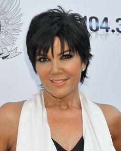 Hair Jenner Kris Kardashian | , Kim and Kris Kardashian had dinner at Baccarat in. KRIS JENNER ...