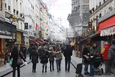 #AFAR Highlight: The Greatest Street in #Paris by Charles Powell