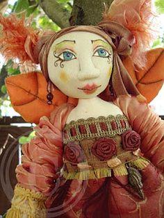 Art Doll by Pania Molloy