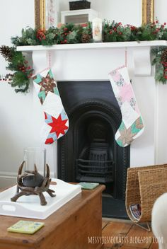 MessyJesse: EPP Christmas Stockings