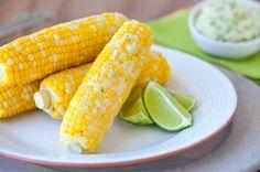 Corn with Jalapeño Lime Butter #realsummerrealflavor #challengebutter #challenge
