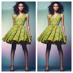 From African Fashion Week New York's Facebook page.