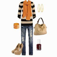 Orange&Stripes :)