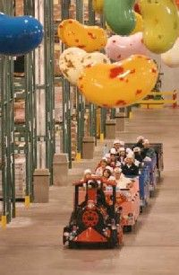 Free Jelly Belly Factory tour in Wisconsin