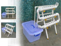 2012 T011A Hydroponics system