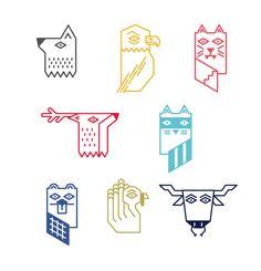 New Primal - Brand Creation | Designer: Fuzzco