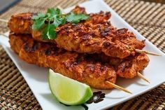 Grilled Tandoori Chicken: Grilled Tandoori Chicken