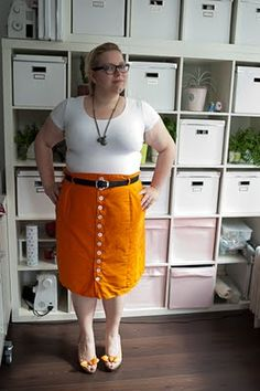 QuirkyPrettyCute...plus-size sewing blog