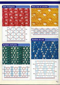 #crochet Stitches
