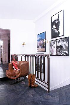 *Rustic home in Paris