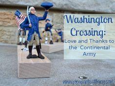 Washington Crossing: teaching the Battle of Trenton #PresidentsDay #history #AmericanRevolution