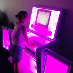 Boex - Mobile sensory unit designed for the NHS to form a healthcare sensory room; picture 2 of 5 Pinned by Gail Zahtz